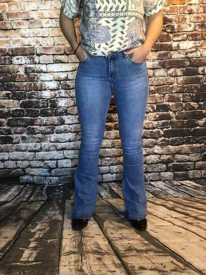 Flair pijp jeans