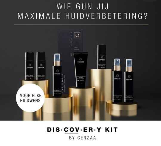 Destress & Repair Discovery Kit (7- delig)