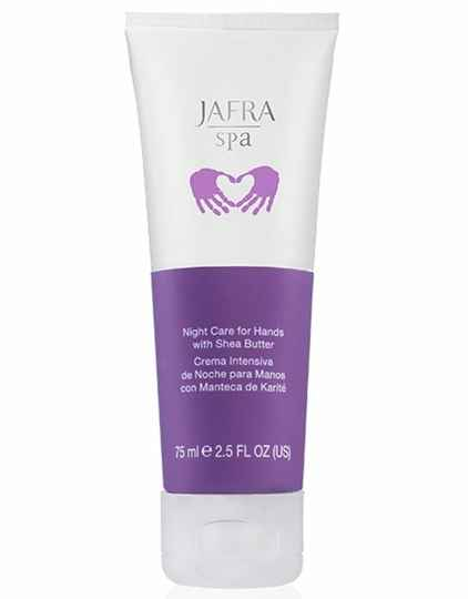 Spa Night Care for hands with Shea Butter