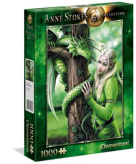 Anne Stokes KINDRED SPIRITS - Puzzle 1000P