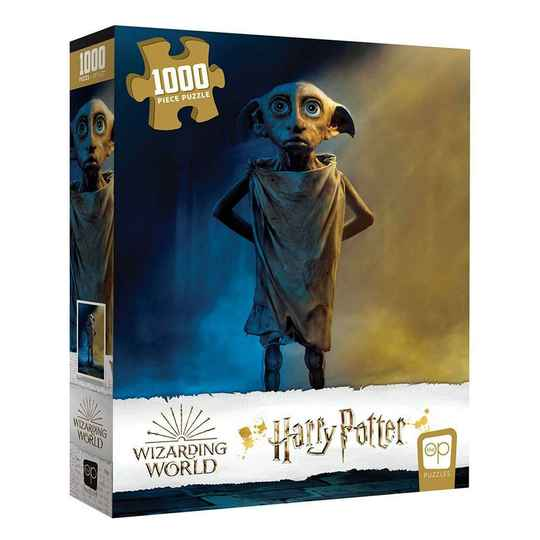 HARRY POTTER - Puzzle Dobby 1000P gs14953
