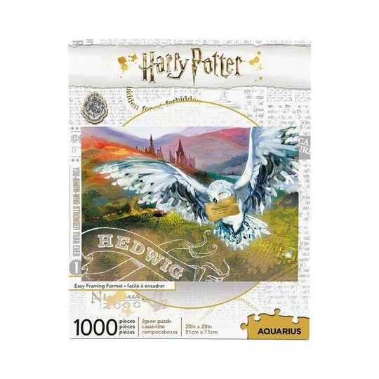 HARRY POTTER - Hedwig - Puzzle 1000P