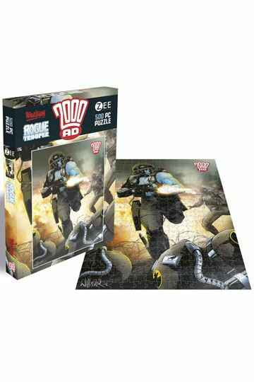 2000 AD Puzzle Rogue Trooper Gs13846