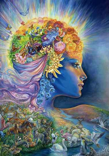 The Presence of Gaia -  Puzzle 1,000 pieces Gs13114