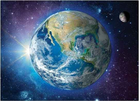 Save our Planet Collection - Our Planet -  Puzzle 1,000 pieces GS14045