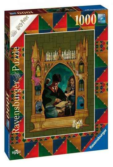 HARRY POTTER - And the Half-Blood Prince - Puzzle 1000P Gs14887