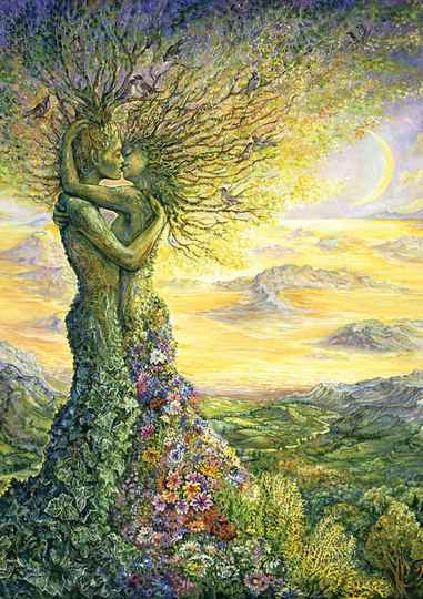 Love of Nature -  Puzzle 1000 pieces Josephine Wall gs13638