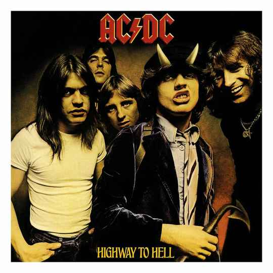 AC/DC Rock Saws Jigsaw Puzzle Highway To Hell (500 pieces) Gs13604
