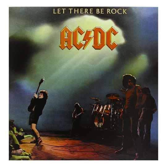 AC/DC Rock Saws Jigsaw Puzzle Let There Be Rock (500 pieces) Gs13404