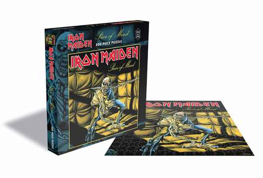 Iron Maiden Puzzle Piece of Mind ( 500 pieces) Gs13599
