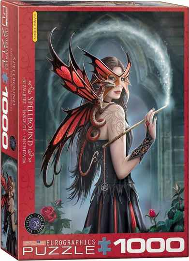 Anne Stokes - Spellbound -  Puzzle 1,000 pieces Gs12937
