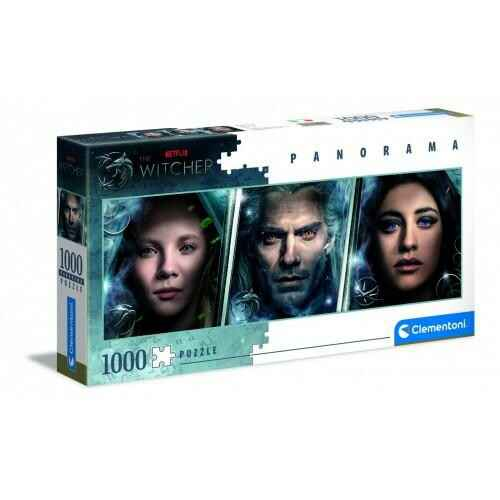 THE WITCHER - Panorama Puzzle 1000P gs14906