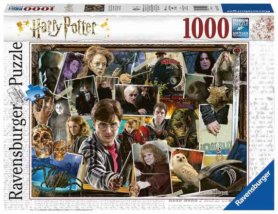 HARRY POTTER - Puzzle 1000P - Gallery Gs11330