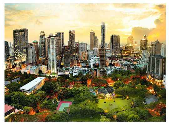 Sunset in Bangkok -  Puzzle 3,000 pieces Gs14794