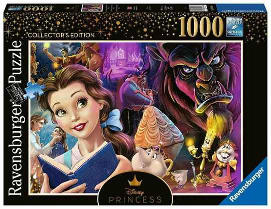 DISNEY - Beauty & the Beast - Puzzle Collector's Edition 1000P gs14910