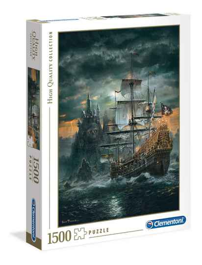 THE PIRATE SHIP - Puzzle 1500P gs14903