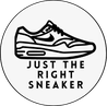 Just the right sneaker
