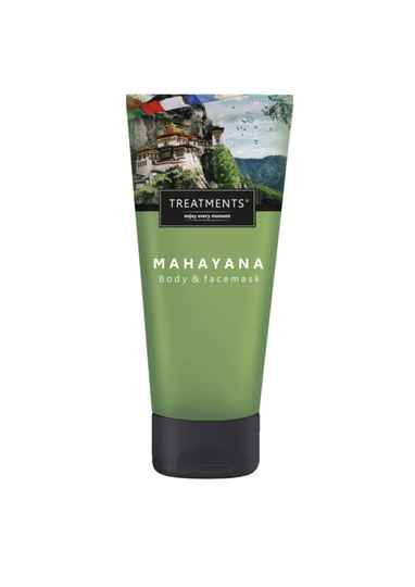 Treatments Mahayana body & face cleansing mask - 200 ml