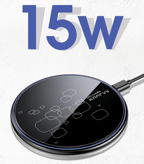 Wireless fast charger 15W