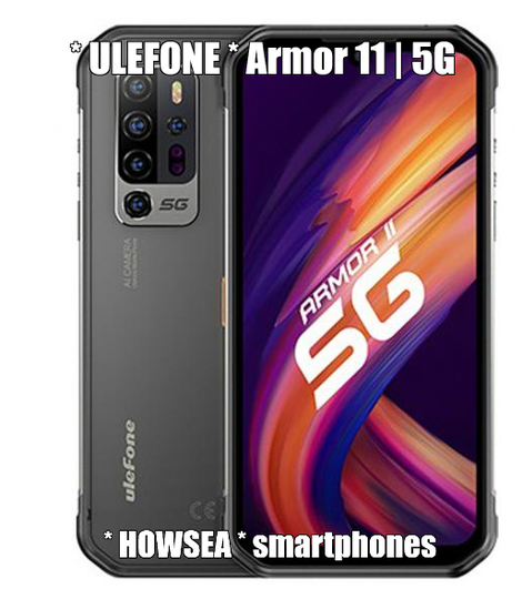 * ULEFONE * armor 11 + FREE * ULEFONE * watch | NO extra tax EU |