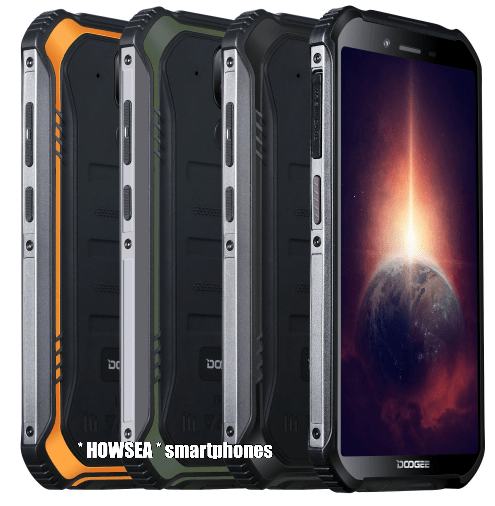 "* DOOGEE * S40 PRO | NO extra tax EU | 5.85 "" rugged smartphone 