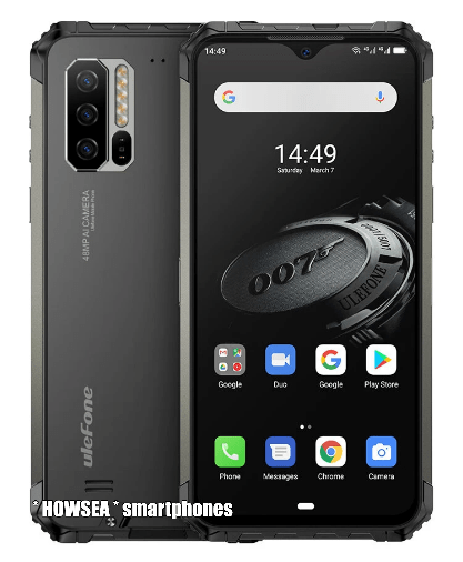 "* ULEFONE * Armor 7E | NO extra tax for EU | 6.3 ""rugged IP68 smartphone 