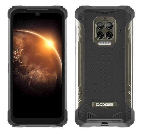 "* DOOGEE * S86 | NO extra tax for EU clients | 6.1 "" rugged smartphone 