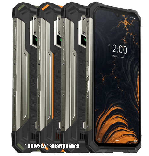 "* DOOGEE * S88 PRO | NO extra tax EU | 6.3 "" IP68 rugged smartphone 
