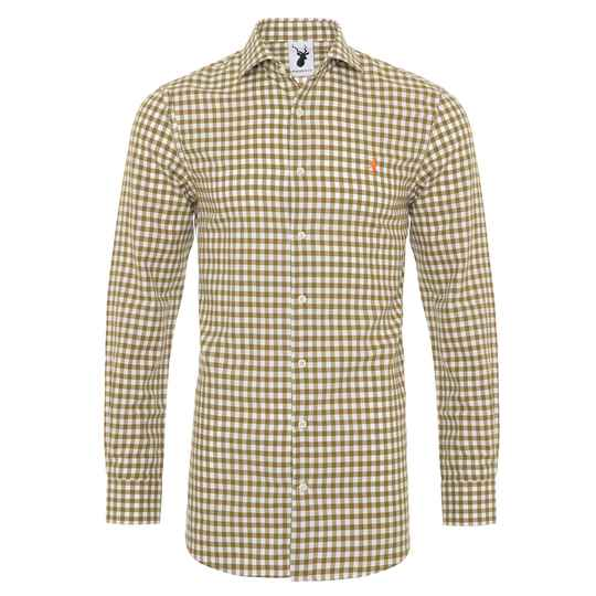 Koedoe & co - Shooting fit olive green checkered