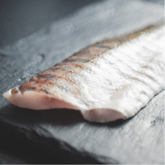 Asian style cured fish