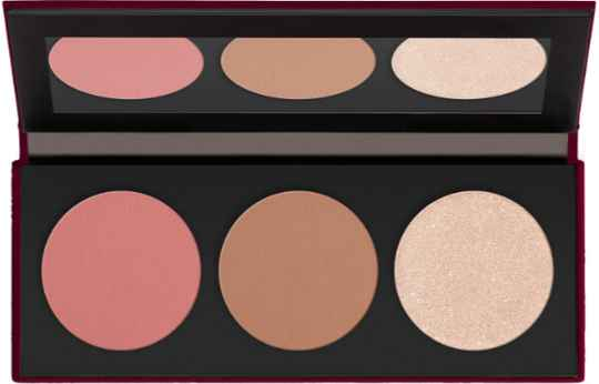 RVB LAB The Make-up Perfect Trilogy - Face Power Palette