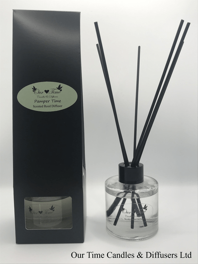 Reed Diffuser 100ml Pamper Time