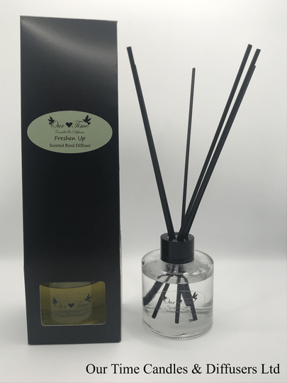 Reed Diffuser 100ml Freshen Up