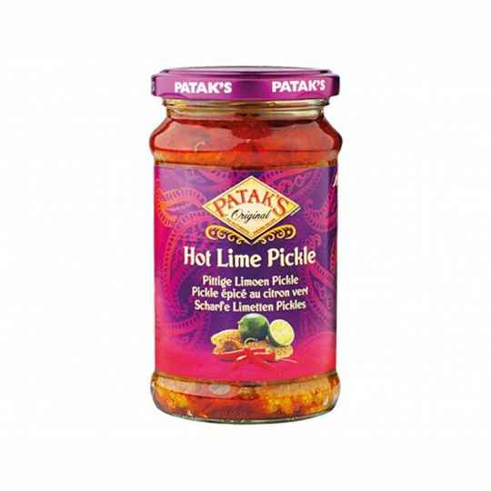 Patak's Hot Lime Pickle 283 gr