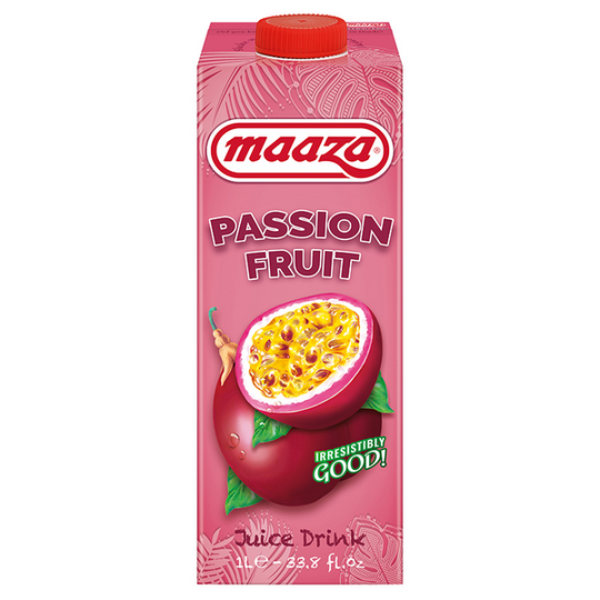 Maaza Passion Fruit Drink 1 ltr