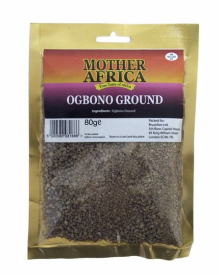 Mother Africa Ogbono Ground 80 gr