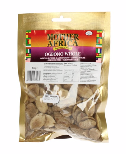 Mother Africa Ogbono Whole 80 gr