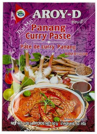 Aroy-D Panang Curry Paste 50 gr