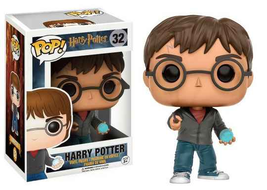 Pop! Harry Potter: Harry Potter with Prophecy (#32)