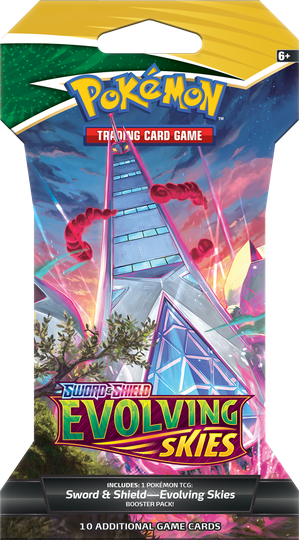 Evolving Skies Sleeved Booster - Duraludon