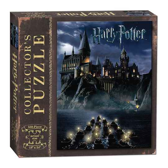 World of Harry Potter Collector's Puzzel