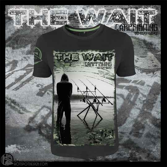 T-shirt The Wait