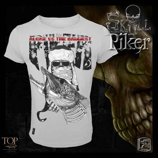 T-shirt The Piker