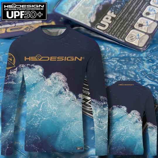 T-Shirt Ocean Performance HSD