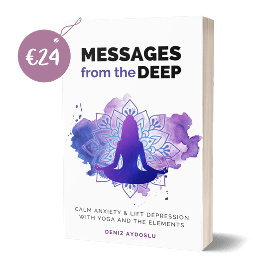 Message from the deep