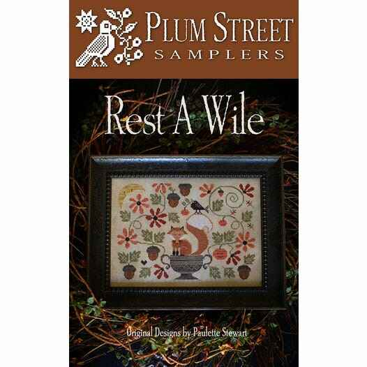 Plum Street Samplers Rest  a While