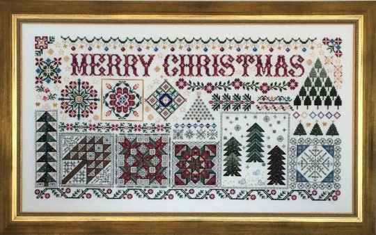 rosewood manor Christmas Quilts