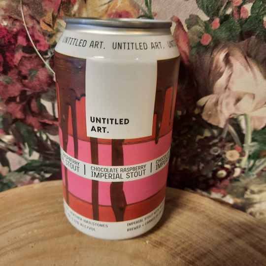 Untitled Art. - Chocolate Raspberry Imperial Stout