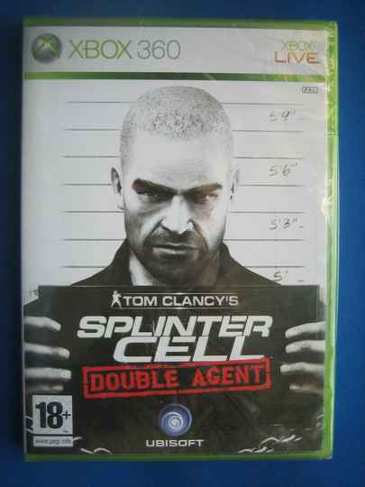 Splinter Cell Double Agent (Sealed) - Xbox 360