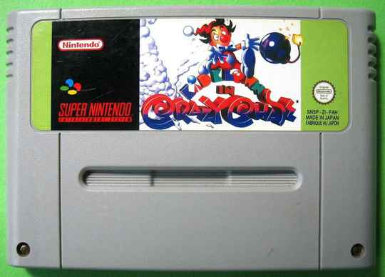 Kid Klown in Crazy Chase - SNES